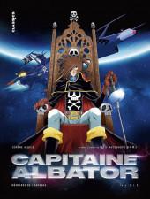 Capitaine Albator - Mémoires de l'Arcadia -1- Les doigts glacés de l'oubli