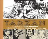 Tarzan : L'Intégrale Russ Manning  -2- Newspaper Strips Volume deux : 1969-1971