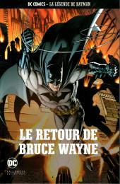 DC Comics - La légende de Batman -4651- Le Retour de Bruce Wayne