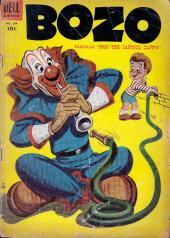 Four Color Comics (Dell - 1942) -594- Bozo the Capitol Clown