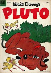 Four Color Comics (Dell - 1942) -595- Walt Disney's Pluto