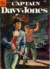 Four Color Comics (Dell - 1942) -598- Captain Davy Jones