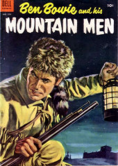 Four Color Comics (Dell - 1942) -599- Ben Bowie and his Mountain Men