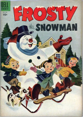 Four Color Comics (Dell - 1942) -601- Frosty the Snowman
