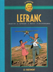 Lefranc - La Collection (Hachette) -21- Le châtiment