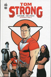 Tom Strong -INT2- Intégrale Tome 2