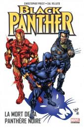 Black Panther (Marvel select) -4- La mort de la panthère noire