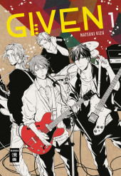 Given (en allemand) -1- Tome 1