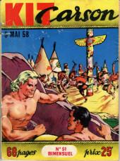 Kit Carson -51- Les indiens des grottes
