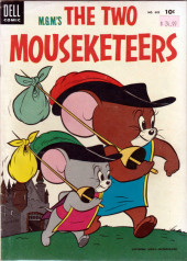 Four Color Comics (Dell - 1942) -603- M.G.M's The Two Mouseketeers