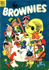 Four Color Comics (Dell - 1942) -605- The Brownies