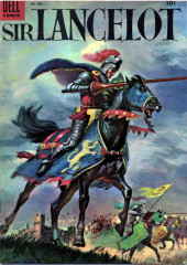 Four Color Comics (Dell - 1942) -606- Sir Lancelot