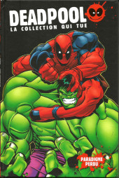 Deadpool - la collection qui tue (hachette) -55- Paradigme perdu