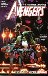 Avengers Vol.8 (Marvel comics - 2018) -INT03- War of the vampires