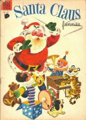 Four Color Comics (Dell - 1942) -607- Santa Claus Funnies