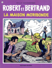 Robert et Bertrand -36- La maison moribonde