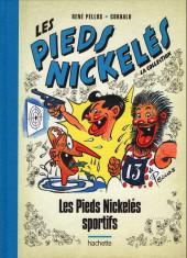 Les pieds Nickelés - La Collection (Hachette, 2e série) -6- Les Pieds Nickelés sportifs