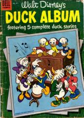 Four Color Comics (Dell - 1942) -611- Walt Disney's Duck Album