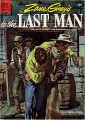 Four Color Comics (Dell - 1942) -616- Zane Grey's To the Last Man