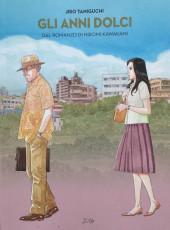 Jiro Taniguchi -5- Gli anni dolci