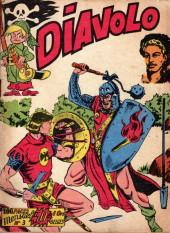 Diavolo (2e Série - Aventures et voyages) -3- Numéro 3