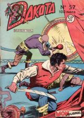 Dakota (Aventures et Voyages) -57- Rocky le trappeur contre les anglais