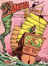 Dakota (Aventures et Voyages) -63- Dorian reprend son poste de conseiller