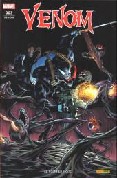 Venom (2e série)  -3- Le premier hôte