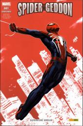 Spider-geddon -1TL01- Supérieure erreur