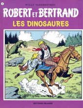 Robert et Bertrand -31- Les dinosaures