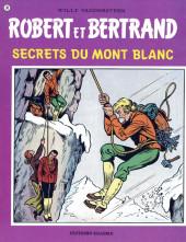 Robert et Bertrand -30- Secrets du Mont Blanc