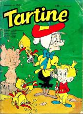Tartine -158- Les poètes du 121ème étage