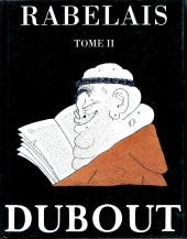 (AUT) Dubout - Rabelais Tome II
