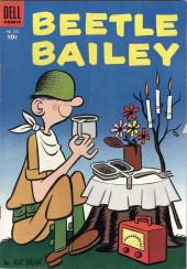 Four Color Comics (Dell - 1942) -622- Beetle Bailey