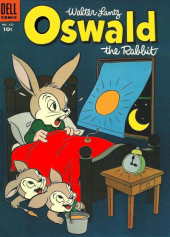 Four Color Comics (Dell - 1942) -623- Walter Lantz Oswald the Rabbit