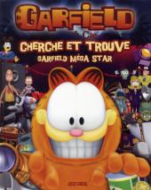 Garfield & Cie -HS1- Cherche et trouve Garfield méga star