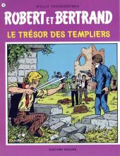 Robert et Bertrand -24- Le trésor des Templiers
