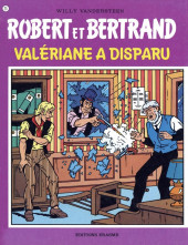 Robert et Bertrand -23- Valériane a disparu