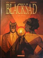 Blacksad -3d- Âme Rouge