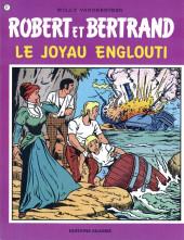 Robert et Bertrand -17- Le joyau englouti
