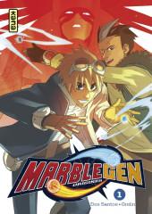 MarbleGen Origines -1- Tome 1