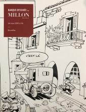(Catalogues) Ventes aux enchères - Millon - Millon - bandes dessinées - 24 mars 2019 - Bruxelles