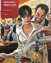 (Catalogues) Ventes aux enchères - Millon - Millon - bandes dessinées - 16 juin 2019 - Bruxelles
