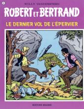 Robert et Bertrand -13- Le dernier vol de l'épervier