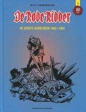 Rode Ridder Integraal (De) -3- De eerste avonturen 1962-1963