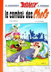 Astérix (albums Luxe en très grand format) -7- Le combat des Chefs