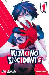 Kemono incidents -1- Tome 1