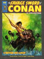 Savage Sword of Conan (The) (puis The Legend of Conan) - La Collection (Hachette) -42- L'hiver du loup