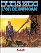 Durango -9- L'or de Duncan