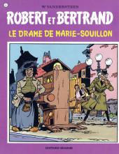 Robert et Bertrand -5- Le drame de Marie-Souillon